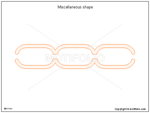 Miscellaneous shape, PPT PowerPoint drawing diagrams, templates, images, slides